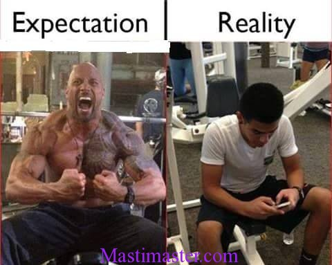 The Rock funny photo