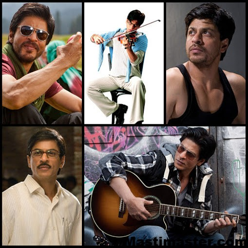 Which is best look of SHAHRUKH KHAN
