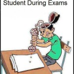 Funny Images of Student During Exam | Best Exam Time Fb Pics