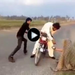 Whatsapp Funny Video Indian Funny Bike theft