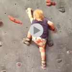 Very Talented and Strong Baby Video for Whatsapp Share