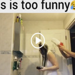 How to piss off ur sister when she's playing | Funny Brother sister Video