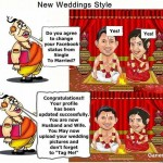 New Marriage Style – Wedding Funny Photo for Facebook