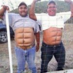 Six acks Abs Funny – Indain People Funny Photo