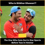 Who is Shikhar Dhawan – Indian Cricket Funny Pic