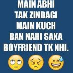 Funny Love Pic for WhatsApp
