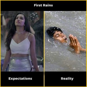 Reality Vs Expectation funny photo