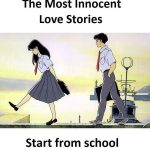 The most Innocent Love Stories