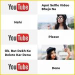 Dhinchak Pooja Funny Photo