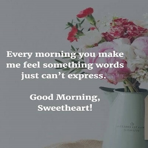 Good Morning Love Quotes - mastimaster.com Good Morning Love Quotes For Your Girlfriend