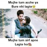 Hindi Love Photo for Her