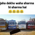 Sharma Hi Sharma Funny Photo