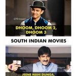 Bollywood Movie vs South Movie