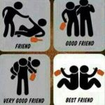 Best friend Pic for WhatsApp
