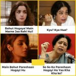 Alia Bhatt Funny Pic – Bollywood Funny Photo