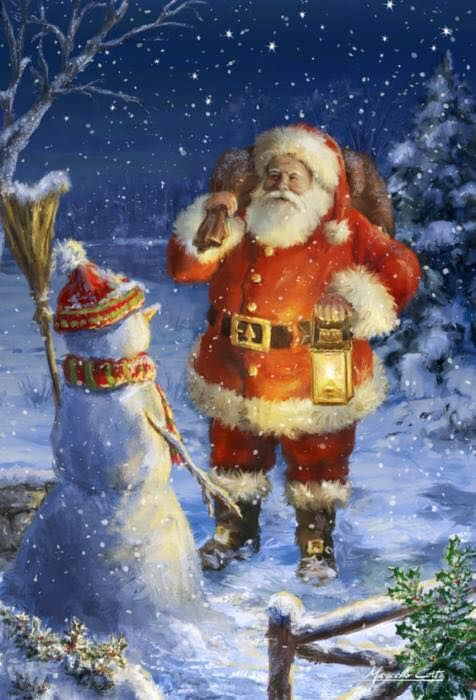 10 Kitchen And Home Decor Items Every 20 Something Needs: Top 10 Best Santa Claus Image For WhatsApp