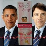 Fair and Lovely Funny Photo – Before and after : Fair and lovely Funny Picture