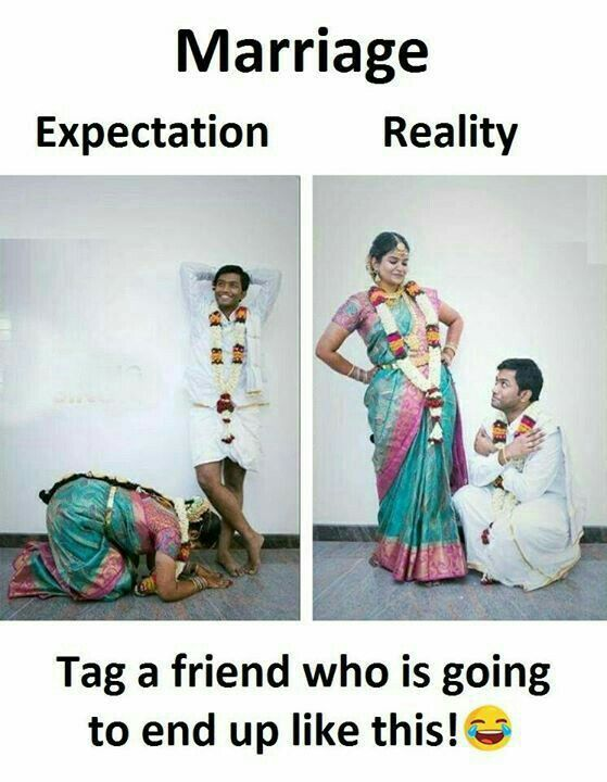 Marriage Funny Photo for Facebook - mastimaster com