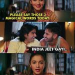Alia Varun Funny Photo