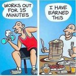 Workout Funny Photo