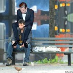 Funny Images of Leo Dicaprio with his Oscar 2016