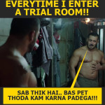 Salman Khan funny picture – Sultan Movie Funny Photo