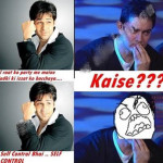 Aamir Khan Funny Photo – Bollywood funny images