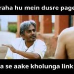 Jaa Raha Hu Mein Dusre Page Pe – Funny pics for Facebook