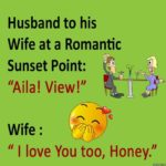 Husband Wife Funny Jokes for WhatsApp