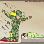 The Silent Protector – Inspirational Quotes for WhatsApp