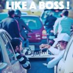 Like A Boss Funny Pic