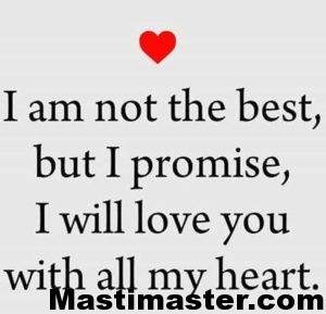 Love Quote For Her Mastimaster Com