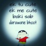 Funny cute joke for WhatsApp