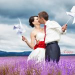 Valentine Day Lovely Couple Kissing HD Wallpaper