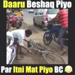 Daaru Beshaq Piyo – Funny Video for WhatsApp Group