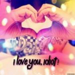 I love you Idiot – Love pic for him