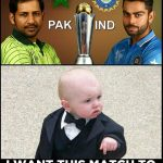 India Vs Pakistan Match Funny Pic