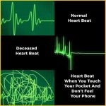 Normal Heart Beat – Funny Photo for WhatsApp