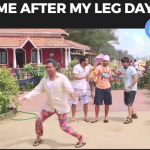 Me After My Leg Day – Funny Video for WhatsApp