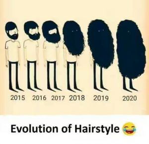 Evolution Of Hairstyle Funny Pic Mastimaster Com