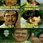 Bollywood Funny Photo for WhatsApp