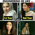 Some Girls in Engineering Be like… – Funny Photo for WhatsApp