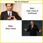 Me as a Parent : Bollywood Celebrities Funny Photo