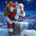 Top 10 Best Santa Claus Image for WhatsApp