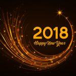 Happy New Year 2018 DP for Facebook
