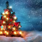 Merry Christmas Tree HD Images, Photos, Wallpapers, Pictures