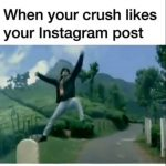 When your Crush like – Funny Video Clip for WhatsApp