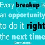 Every Breakup – English Quote Photo