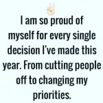 I am so proud of Myself – English Quote Photo