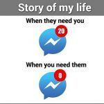Story of my life – Funny Photo for Facebook